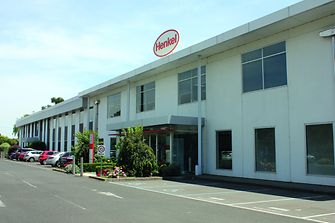 Henkel Australia main office in Kilsyth