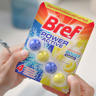 Bref Power Active Fragrance Boost