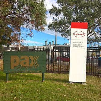 Henkel RD co PAX Australia PL Williamson Road
